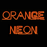 T-Shirt Néon Orange