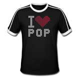 T-shirt Homme I Love Pop